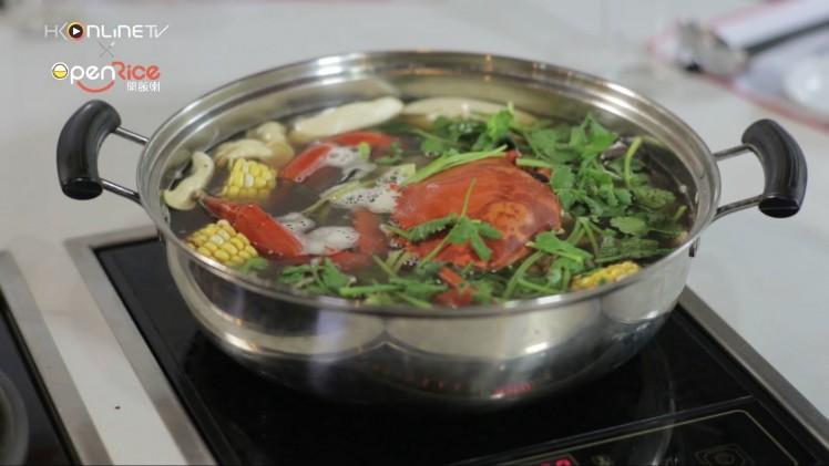 雞蟹煲 & 花甲蟹煲 @ 雞蟹煲