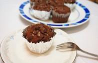 朱古力鬆餅 Chocolate muffins
