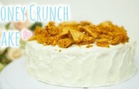 Honey Crunch Chiffon Cake ⎜蜜糖脆脆蛋糕