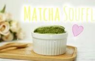Matcha Souffle │抹茶梳乎厘