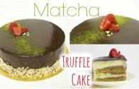 Matcha Truffle Cake⎜抹茶松露朱古力蛋糕