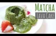 Matcha Lava Cake⎜抹茶心太軟