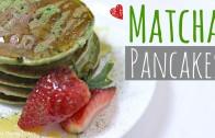 Matcha Pancakes⎜抹茶煎餅/班戟